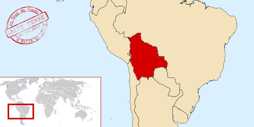 Bolivie dans le monde