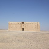Chateau du desert - Qasr Kharana 1