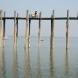 Pont U-Bein - Amarapura - Mandalay