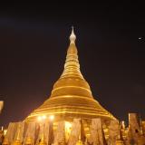 Paya Schwedagon - Yangon