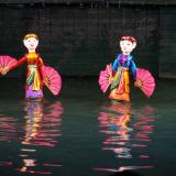 Spectacle de marionettes - Hanoi
