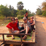 Bamboo Train - Battambang