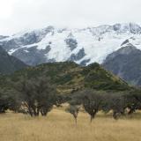 Mont Cook National Park - Nouvelle-Zélande