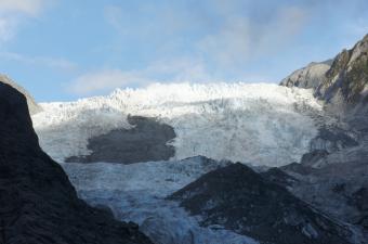 Glacier Franz-Joseph