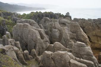 Pancakes Rocks - formation 1