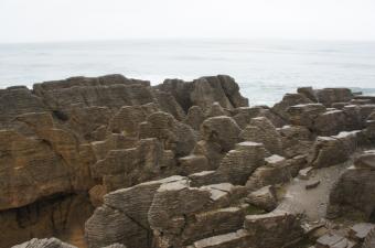 Pancakes Rocks - formation 2