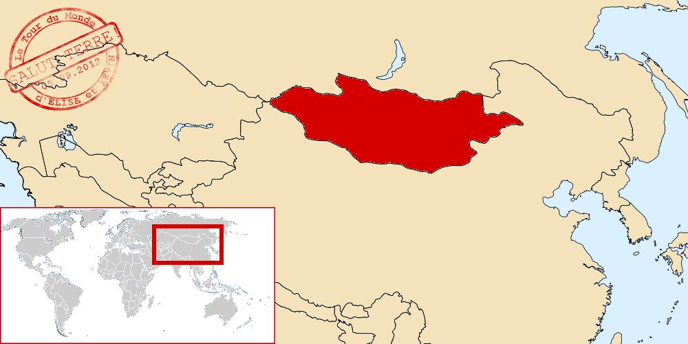 Mongolie dans le monde
