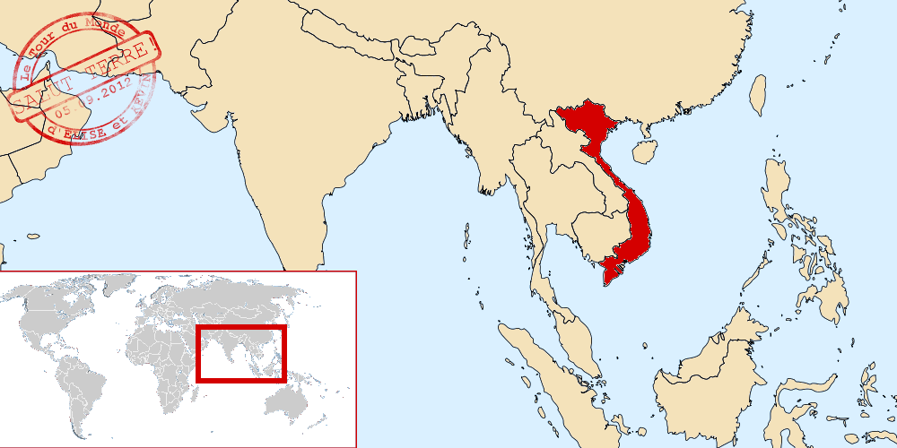 Vietnam dans le monde