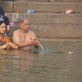 Varanasi - Bords du Gange