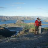 Lac de Wanaka - Nouvelle-Zélande