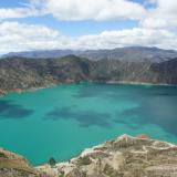 8. Laguna de Quilotoa